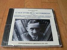 L'Age d'or de l'Accordéon vol.2 - Prud'Homme - Murena - Ferrero - Deprince -NEUF