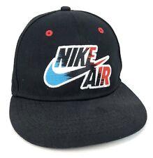 Nike Air True Snapback Cap Hat Youth Casual Black Blue 29e3cee7901f