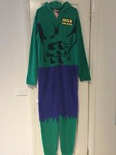 Men's Marvel Comics Hulk Cosplay/Pajamas Official (Size M) Brand New