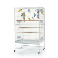 Prevue Hendryx F040 Flight Bird Cage - Black