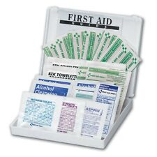 First Aid Only All-Purpose First Aid Kit, 34 Pieces. Plastic Case.