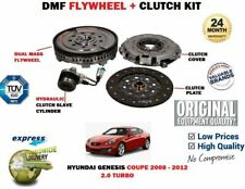 FOR HYUNDAI GENESIS COUPE 2.0 T 2008-2012 DUAL MASS DMF FLYWHEEL + CLUTCH KIT