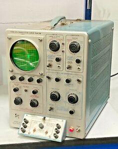 Tektronix Type 575 Curve Tracer - Transistor Tester