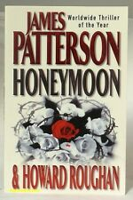#BV, James Patterson;Howard Roughan HONEYMOON S/cover Postage Fast & FREE Ask...