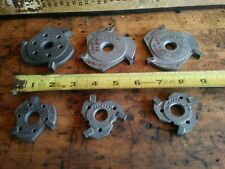 Machine Tool Cutters 6 pc Vanguard Tool Cutters Milling Boring