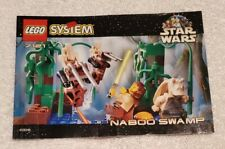 Lego 7121 Star Wars Naboo Swamp 100% Complete (used)