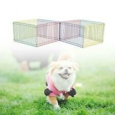 Small Animal Play Pen Run Guinea Pig Hamster Gerbil Mouse Enclosure Metal Hutch