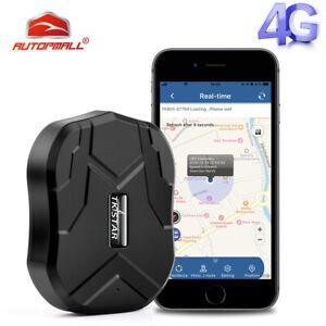 TKSTAR TK905 GPS Tracker 4G 3G Car Vehicle Vibration Alarm Magnet Waterproof Spy