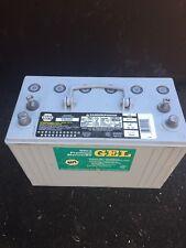 12 Volt Deep cycle Marine group 31 Ford Think Gem Golf Gel Battery 12V