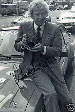"World Rally Championship Driver Hannu Mikkola Hand Signed Photo 12x8""  AD"