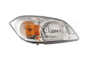 Passenger Headlight Assembly For Chevy Cobalt Pontiac G4 Dorman # 1591034