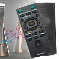 NEW ABS Black Remote Control RM-ANU192 For Sony RM-ANU191 HT-CT60BT SA-CT60BT