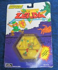 1988 Nintendo Power The Legend of Zelda Water Teaser Largo Sealed NES era RARE