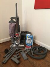 AWESOME KIRBY G10D SENTRIA UPRIGHT VACUUM SWEEPER CLEANER + ATTACHMENTS  MANUAL