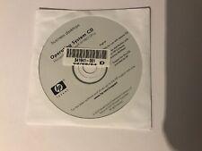 HP Operating System CD MS Windows XP Pro SP1 Restore 341941 Business Desktops