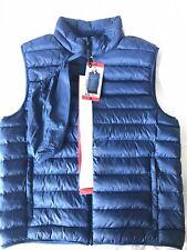 NWT 32 Degrees Men's Packable Vest, Blue, Medium