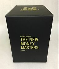 Anthony Tony Robbins The New MONEY MASTERS 12-VOLUME SET (All Discs Sealed!)