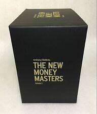 Anthony Tony Robbins The New MONEY MASTERS 12-VOLUME SET (All Discs Sealed!)
