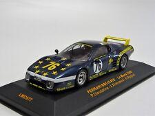 Ferrari BB512 Le Mans 1980  IXO-Models LMC077 in OVP 1/43