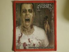 Avulsed - Yearning For The Grotesque Sublimated Patch IMPETIGO HAEMORRHAGE DEATH