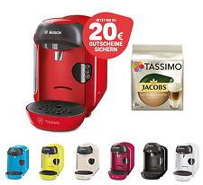Bosch TASSIMO VIVY + 20 EUR Gutscheine* + Jacobs TDiscs Heißgetränkmaschine