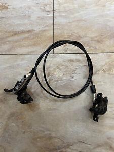 Shimano Deore XT Hydraulic Brakes Rear Brake - Read Description