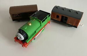 Tomy Trackmaster Thomas the Tank Engine battery train Percy*SEE DESCRIPTION *
