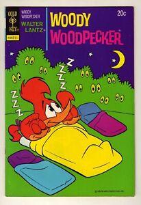 Woody Woodpecker #133 - Nov. 1973 Gold Key - Walter Lantz cartoon - VFn (8.0)
