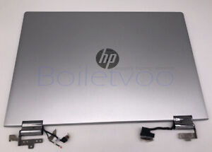 L72536-001 HP PAVILION X360 14-CD2053CL LCD DISPLAY HU BV LED Silver ASSEMBLY