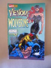 VENOM n°33 1997 numero storico contro Wolverine Marvel Italia [G109C] Unico Ebay