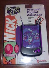 Invader Zim GIR PDA Personal Digital Assistant Very RARE Columbia 2006 BNIB
