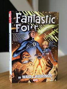 Fantastic Four By Mark Waid & Mike Wieringo Omnibus OOP