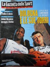Gazzetta dello Sport Magazine n°38 1997 Basket Bologna speciale [GS.51]
