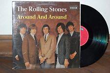 The Rolling Stones-Around and Around (VG+)