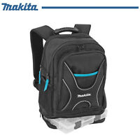Genuine Makita P72017 Electricians Craftsmen Tool Bag Backpack Storage Organizer