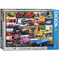 EG60000760  Eurographics Puzzle 1000 Piece -Vintage Car Ads - Dodge