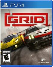 GRID Standard Edition - PlayStation 4 PS4