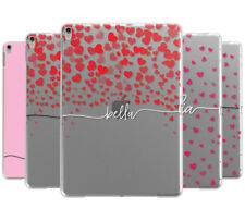 PERSONALISED VALENTINES DAY TRANSLUCENT NAMES CASE COVER FOR APPLE IPAD MINI 4