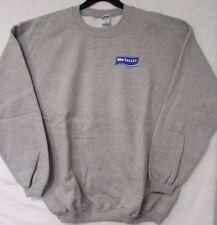 Gray Sweatshirt XL Pullover Unisex Athletic Lounger Heavy Blend GILDEN NEW A9-4