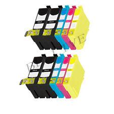 10 CARTUCCE PER EPSON T1301 T1302 T1303 T1304 Stylus Office BX320FW BX635FWD