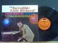 LITTLE RICHARD   The Incredible Little Richard    LP  UK  1st issue