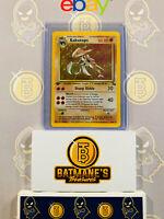 Kabutops 9/62 1st Edition NM Near Mint Fossil Set Rare Holo Pokemon Card