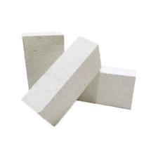 """Insulating Firebrick 9"""" x 4.5"""" x 2.5"""" IFB 2500F Set of 12 Fire Brick"""