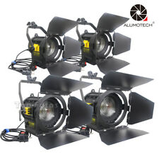 LED 50W*2+100W*2 Daylight Fresnel Spot Light Studio for Film photography Camera