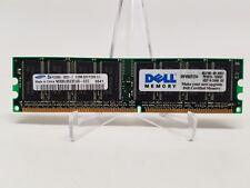 Samsung PC3200 512MB CL3 Desktop PC Memory DDR