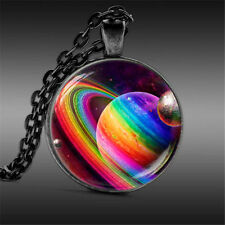 Gay Pride Necklace Same Sex LGBT black Jewelry With Rainbow Love Wins Jewelry