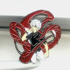 Tokyo Ghoul Kaniki Ken Rin Shuu Tsukiyama Metal Badge Brooch Pin Gift N