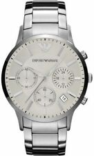 New Emporio Armani Men's Chronograph Classic Watch AR2458 100% Original