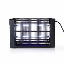 Lampe Antimoustiques Burn Out Insectes 16 W Couverture De 50 M²