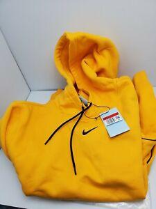 Nike x Drake NOCTA University Gold Hoodie Size Large, Yellow - Free Shipping